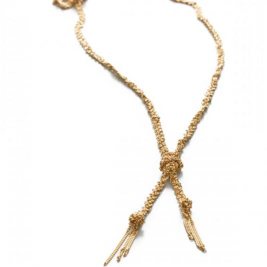 13 chain Twist